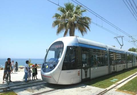 Δείτε ποιο δρομολόγιο του τραμ δε λειτουργεί