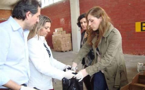 Θεσσαλονίκη: Ψάχνουν για τοξίνες σε εισαγόμενους ξηρούς καρπούς