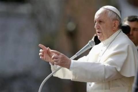 Πάπας Φραγκίσκος: Συγγνώμη για τον διχασμό Καθολικών-Ορθοδόξων