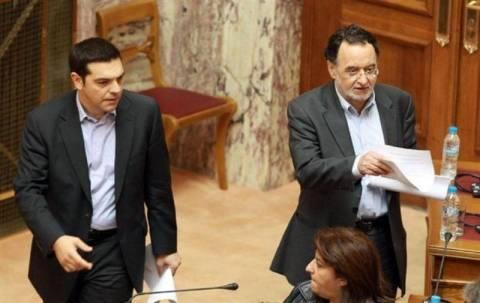 Ευρωεκλογές 2014: «Άναψαν» τα αίματα για τα αποτελέσματα στη Βουλή
