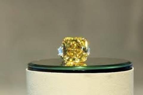 Διαμάντι πωλήθηκε προς 11,9 εκ. ευρώ