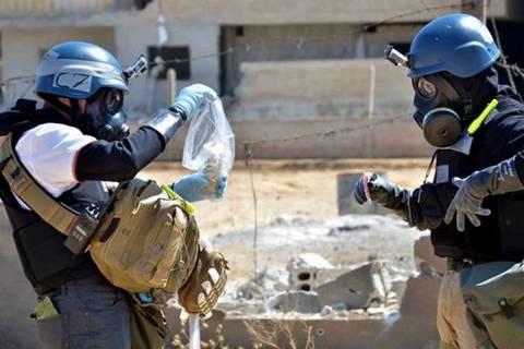 Η προθεσμία για την καταστροφή των χημικών της Συρίας δεν θα τηρηθεί σύμφωνα με τον ΟΗΕ