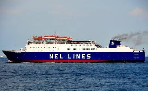 Μηχανική βλάβη για επιβατικό πλοίο στα Ψαρά