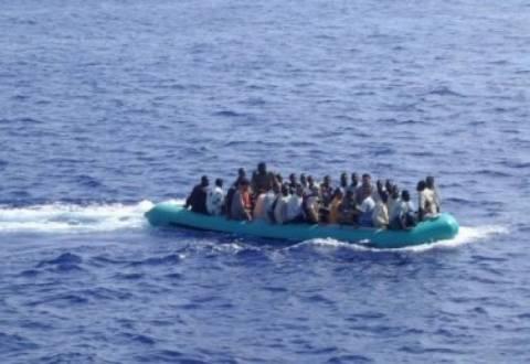Διάσωση και σύλληψη 32 παράνομων μεταναστών στη Σάμο