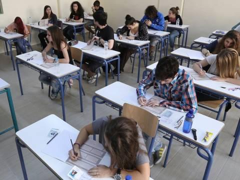Πανελλαδικές εξετάσεις 2014: Πρεμιέρα στην Α΄ Λυκείου για το σύστημα της Τράπεζας Θεμάτων