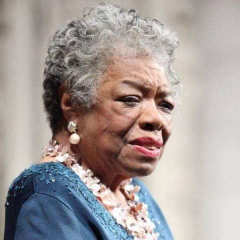 Maya Angelou: Έφυγε από τη ζωή η ποιήτρια που έδωσε κουράγιο στους αδύναμους του κόσμου