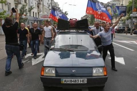 Ουκρανία: Οι τέσσερις παρατηρητές του ΟΑΣΕ έχουν «συλληφθεί»