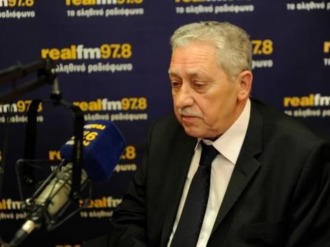 Κουβέλης: Δεν έχω στόχο την Προεδρία της Δημοκρατίας