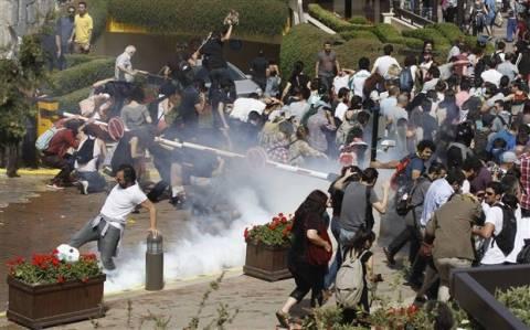 Ένας χρόνος μετά τις αντικυβερνητικές διαδηλώσεις, στους δρόμους οι Τούρκοι