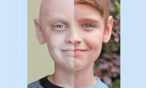 Η ζωή κέρδισε! Η ιστορία ενός αγοριού που δίνει ελπίδα στα άρρωστα παιδιά