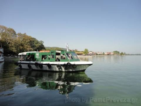 Ιωάννινα: Ξεκινούν οι αγώνες αλιείας κυπρίνου στη λίμνη Παμβώτιδα
