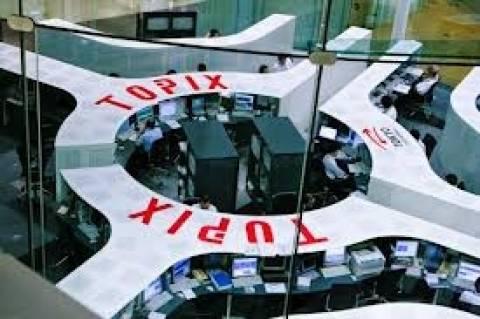 Χρηματιστήριο-Tόκιο: Κλείσιμο με πτώση