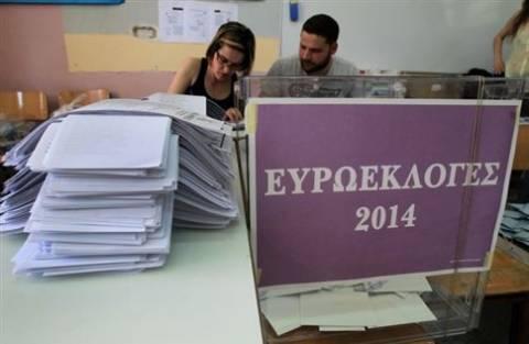 Ευρωεκλογές 2014: Σπάει κάθε ρεκόρ σταυρών ο Γλέζος - Μάχη στην «Ελιά»
