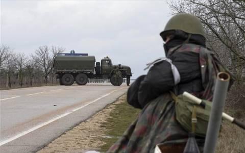 Κριμαία: Κρατούνται τέσσερις Ουκρανοί για σχεδιασμό βομβιστικών επιθέσεων