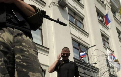 Под Луганском задержана ещё одна группа наблюдателей ОБСЕ