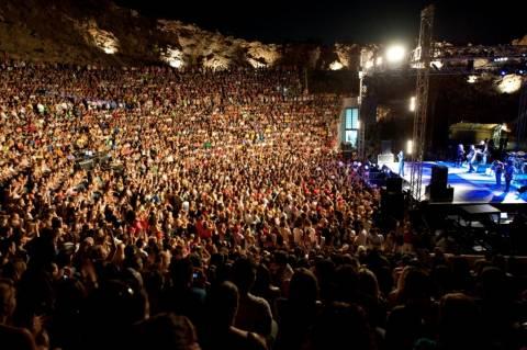 Φεστιβάλ Στη Σκιά Των Βράχων 2014: Το πρόγραμμα