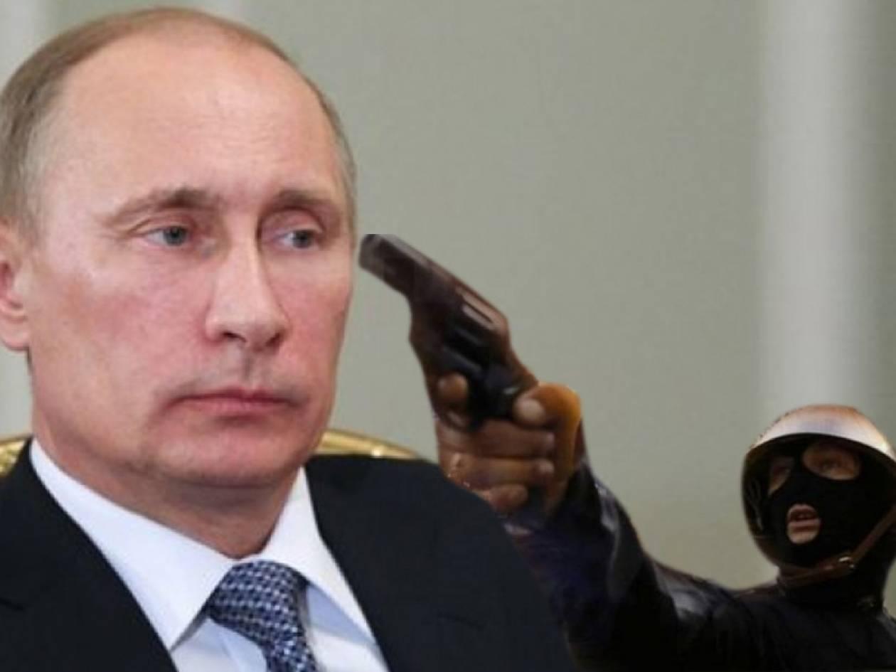 Τα «γεράκια» ονειρεύονται και σχεδίαζουν την ανατροπή του Β.Πούτιν;