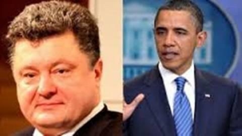 Обама проинструктирует в Варшаве Порошенко о том, «что делать?»