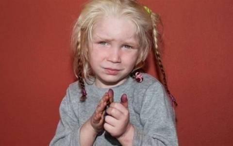 Στο Χαμόγελο του Παιδιού η επιμέλεια της μικρής Μαρίας