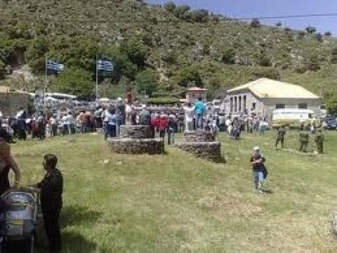 Επετειακές εκδηλώσεις για το ολοκαύτωμα στο ιστορικό Σούλι