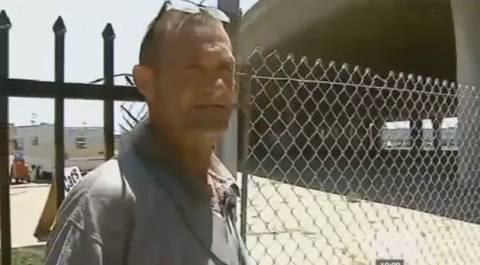 Τοξικομανής βρήκε 125.000 δολάρια και τα επέστρεψε! (βίντεο)