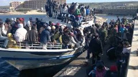 Συνεχείς οι αφίξεις μεταναστών στην Κάτω Ιταλία