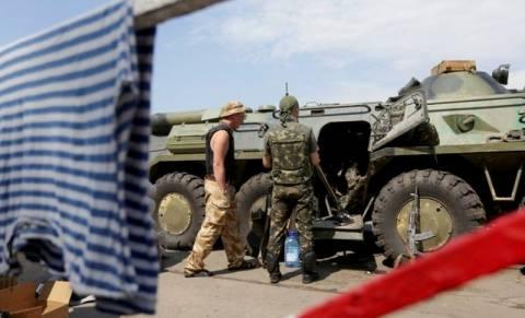 Ουκρανία: Συνοριοφύλακες εμπόδισαν λεωφορείο με 38 πρόσφυγες