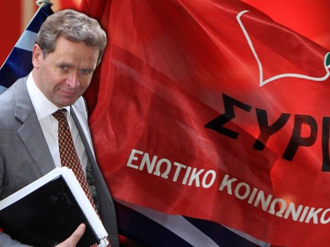 Το ΔΝΤ στοχοποιεί τον ΣΥΡΙΖΑ – Προβλέπει «καταστροφές» αν κυβερνήσει ο Τσίπρας