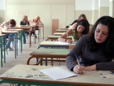 Με Μαθηματικά και Αρχαία συνεχίζονται τη Δευτέρα οι εξετάσεις