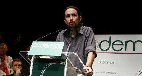 Podemos: Στηρίζουμε Τσίπρα στην ευρωβουλή