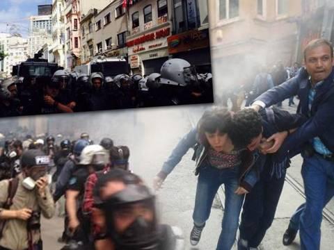 Τουρκία: Επεισόδια και δακρυγόνα στην επέτειο των εξεγερμένων (pics&vid)