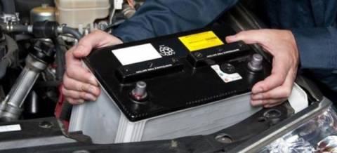 Αδίστακτοι ληστές - Κλέβουν ακόμα και μπαταρίες αυτοκινήτων