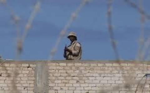 Αίγυπτος: Νεκροί έξι συνοριοφύλακες