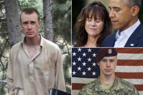 Αισιοδοξία για «ειρήνη» μεταξύ ΗΠΑ και Αφγανιστάν μετά την απελευθέρωση στρατιώτη