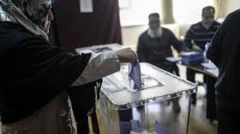 Επαναληπτικές εκλογές σε επαρχίες της Τουρκίας