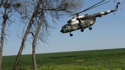 Ρωσία: Τουλάχιστον 16 άνθρωποι αγνοούνται μετά την πτώση ενός ελικοπτέρου