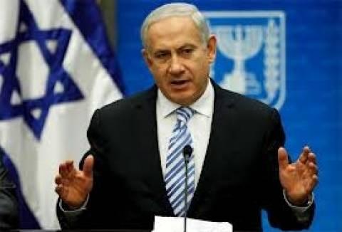 Ο Νετανιάχου ζητεί να μην αναγνωριστεί η μελλοντική παλαιστινιακή κυβέρνηση
