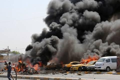 Ιράκ: 900 νεκροί το Μάιο, στα υψηλότερα επίπεδα η βία