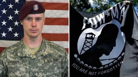 ΗΠΑ: Κινδύνευε η ζωή του στρατιώτη που ανταλλάχθηκε για 5 Ταλιμπάν