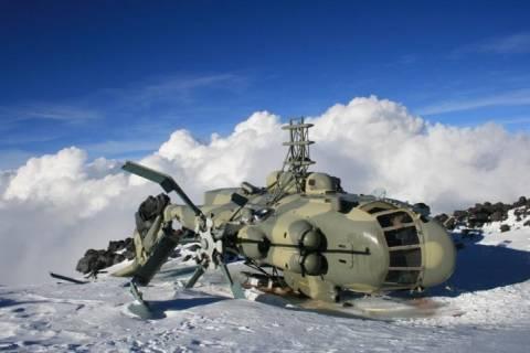Ρωσία: Νεκροί και οι 16 επιβάτες ελικοπτέρου σύμφωνα με τα σωστικά συνεργεία