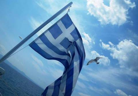 13 year old boy: I'm proud to be Greek, I am not ashamed!