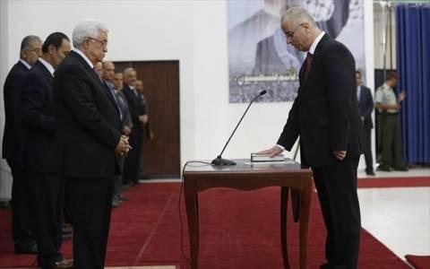 Παλαιστίνη: Ορκίστηκε η νέα κυβέρνηση εθνικής συναίνεσης
