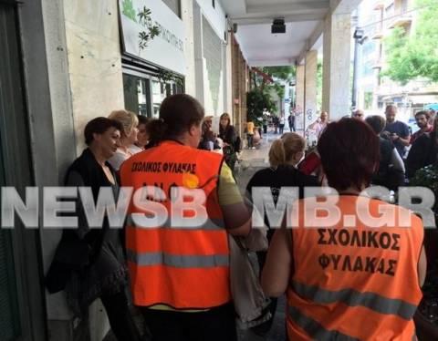 ΠΑΣΟΚ: Συναντήθηκαν με Σαλαγιάννη και Ανδρουλάκη οι καθαρίστριες