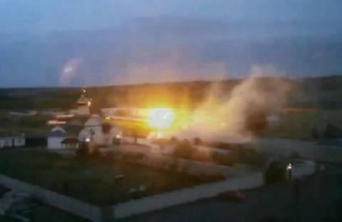 Ουκρανία: Πέντε νεκροί και 15 τραυματίες στο Λουχάνσκ