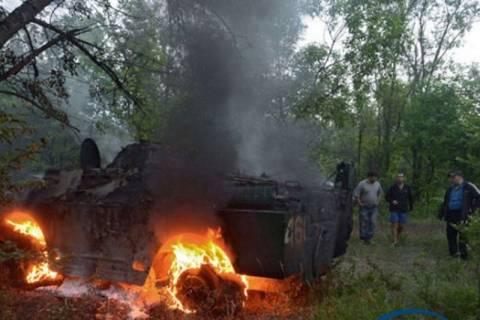 Ρωσία: Κατηγορεί την Ουκρανία για «έγκλημα κατά του ουκρανικού λαού»
