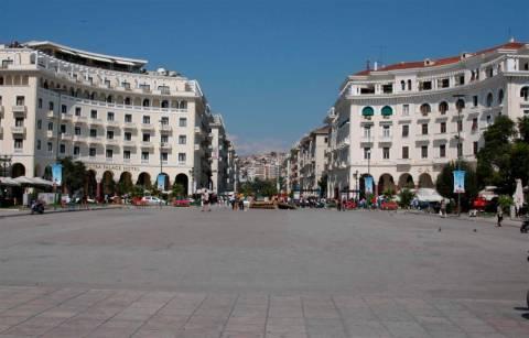 Θεσσαλονίκη: Κανονικά η λειτουργία των καταστημάτων του Αγίου Πνεύματος