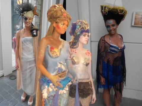 Ο πρώτος πανελλήνιος διαγωνισμός Body Painting είναι γεγονός! (pics&vid)
