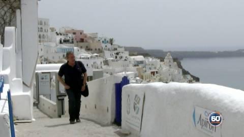 «60' Ελλάδα»: Οδοιπορικό στην Ανάφη