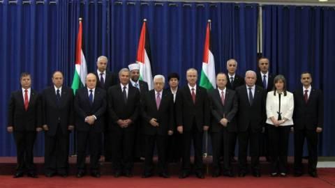 Παλαιστινιακά Εδάφη: Ε.Ε.- Γαλλία και Ρωσία χαιρετίζουν τη νέα κυβέρνηση