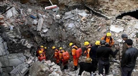 Τουλάχιστον 22 νεκροί σε δυστύχημα σε ανθρακωρυχείο στην Κίνα
